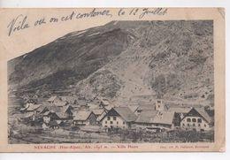 Cpa.05.1906.Névache.Ville Haute. - Autres Communes