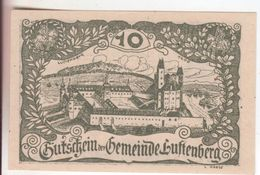 55-Banconote-Carta Moneta Di Emergenza-NOTGELD-Austria-Osterraich-Emergency Money-10 Heller 1920 - Oostenrijk