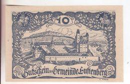 56-Banconote-Carta Moneta Di Emergenza-NOTGELD-Austria-Osterraich-Emergency Money-10 Heller 1920 - Autriche