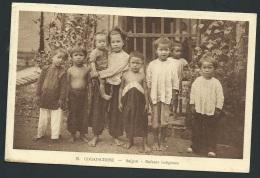 Cochinchine - Saigon - Enfants Indigènes   - Odh26 - Vietnam