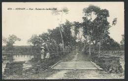Annam - Hué -  Ruines Dun Jardin D'été   - Odh28 - Vietnam