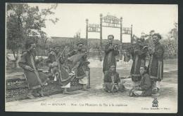 Annam - Hué -  Les Musiciens Du Roi à La Répétition  - Odh29 - Vietnam