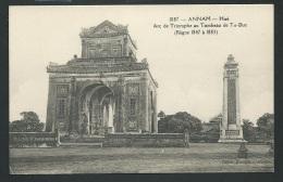 Annam - Hué -  Arc De Triomphe Au Tombeau De Tu-Duc ( Règne 1847 à 1883 )   - Odh39 - Vietnam