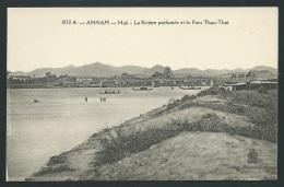 Annam - Hué - La Rivière Parfumée Et Le Pont Than-Thai   Odh41 - Vietnam