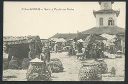 Annam - Hué - Le Marché Aux Poulets   Odh42 - Vietnam