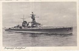 Panzerschiff - Krieg