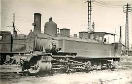 180717 -  PHOTO VILAIN - 33 BORDEAUX ST JEAN 421 - Chemin Fer Train Locomotive - Bordeaux