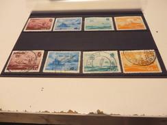 RUMÄNIEN  1931  Posten  * /  O /  MARKEN  2  X  Mi. Nr. :  402  Bis  405 - Nuovi