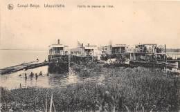 CONGO BELGE - Leopoldville / Flotille De Steamer De L'état - Kinshasa - Léopoldville