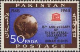 PAKISTAN MNH** STAMPS, 1963 The 15th Anniversary Of Declaration Of Human Rights - Pakistan