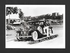 NEW YORK CITY - SOUVENIR FROM NEW YORK CITY NICE CAR - 1936 - 6½ X 4¾ Po - 16½ X 12 Cm - PHOTO JAMES VAN DER ZEE - Other
