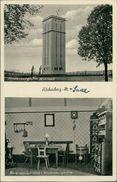 AK Bexbach, Höcherberg, Hindenburgturm, O 1942 (17008) - Saarpfalz-Kreis