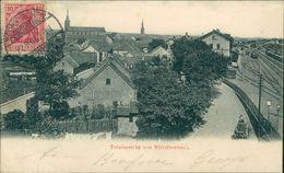 AK Bexbach, Mittelbexbach, Teilansicht, O 1905, Eckknick Unten Links (17009) - Saarpfalz-Kreis