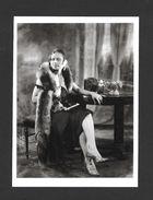 VERY NICE LADY - EVENING APPERANCE 1931 - 6½ X 4¾ Po - 16½ X 12 Cm - PHOTO JAMES VAN DER ZEE - Cartes Postales