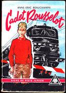 Anne-Éric Beauchamps - Cadet Rousselot - Collection Signe De Piste  Junior / Éditions Alsatia N° 21 - ( 1960 ) . - Bücher, Zeitschriften, Comics