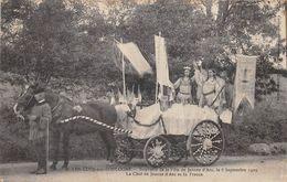 ¤¤  -  LES LUCS-sur-BOULOGNE  -  Souvenir De La Fête De Jeanne D'Arc En 1909  -  Le Char Et La France   -  ¤¤ - Les Lucs Sur Boulogne