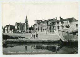 Malamocco (Venezia) - Salizada Istituto Maria Bambina - Viaggiata 1953 - Venezia (Venice)