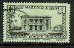 MARTINIQUE  Scott # 157 VF USED - Used Stamps