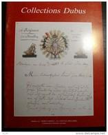 Vente Aux Encheres Collection Dubus - 1988 - 40 Pages - Frais De Port 2 Euros - Catalogues For Auction Houses