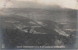AK Hoher Schneeberg Decinsky Sneznik Blick Isergebirge Tetschen Bodenbach Decin Kalmswiese Niederulgersdorf Biela Bela - Sudeten
