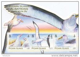 PITCAIRN ISL. ; SCOTT # ; IGPC 1401 SH  ; MINT N H STAMPS ( ALBATROSS ; BIRDS - Stamps
