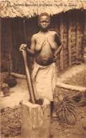 CONGO BELGE - Ethnic HV /  Femme Mayumbe - Nu - Congo Belge - Autres