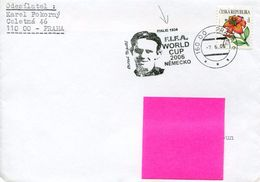 23650  Ceska Rep. Special Postmark 2006 Praha Fifa World Cup 2006, Italia 1934 - 1934 – Italia
