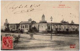 TONKIN - 196 - LANG-SON - La Prison - Viêt-Nam