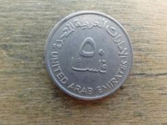 Emirats Arabes Unis  50  Fils  1989  Km 5 - Emirats Arabes Unis