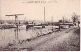 Fesches Le Chatel Le Pont Du Canal - Otros Municipios