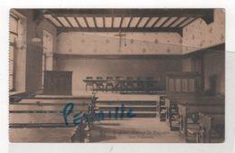 HAINAUT - CP ENGHIEN - COLLEGE ST AUGUSTIN - SALLE D'ACADEMIE - NELS - CIRCULEE EN 1923 - Enghien - Edingen