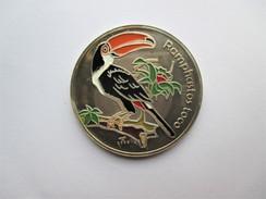 Cuba, 10 Pesos, 2006   Ramphastos Toco - Cuba