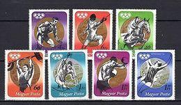 Hungary 1973 Olympics MNH - Jeux Olympiques