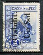 PERÚ-Yv. 346-N-9608 - Pérou