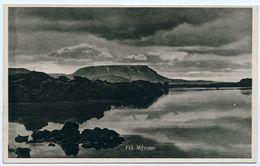 ICELAND : FRA MYVATNI - Iceland