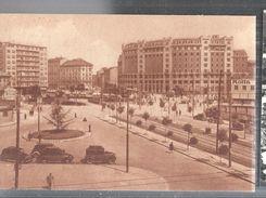 MILANO.PIAZZALE LORETO,PANORAMICA.VIAGGIATA-NO-FG-1945-456-T - Milano