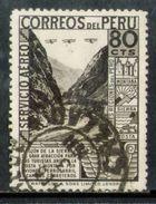 PERÚ-Yv. Aº 23-N-9622 - Pérou