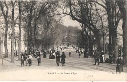 ----- 29 ---- BREST  Le Cours D'Ajot   TTB écrite - Brest