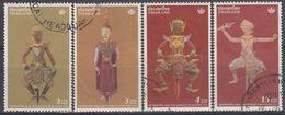 TAILANDIA 2002 Nº 2004/07 USADO - Tailandia
