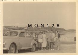 VOITURE PEUGEOT 203 - PHOTO 10,5x7 Cms - Automobili