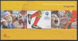 PORTUGAL 2006 HB-244 USADA - Blocks & Kleinbögen