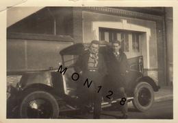 VOITURE AUTOMOBILE ANCIENNE ? - PHOTO 8,5x6 Cms - Coches