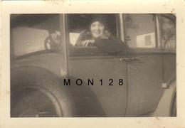 VOITURE AUTOMOBILE ANCIENNE ? - PHOTO 1931 - 7x4,5 Cms - Automobili