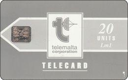 Malta Phonecard   Telemalta Corporation 200 U - Malta