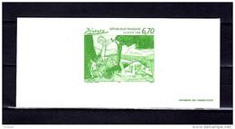 """FRANCE 1998 : Gravure Officielle N° YT 3162 """" LE PRINTEMPS De PICASSO """". Parfait état ! - Picasso"""