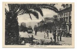 CAGLIARI - LARGO CARLO FELICE  NV  FP - Cagliari