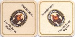 #D150-127 Viltje Franziskaner Weissbier - Sous-bocks
