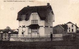 """Carte Rare - THARON - PLAGE   (44)   Villa  """" GANIKA """" - Tharon-Plage"""