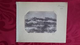PHOTO ANCIENNE - PERNANT 02 AISNE - GUERRE 14 - 18 - WW1 - PROCHE SOISSONS - War, Military