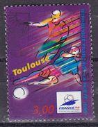 Francia, 1996 - 3fr Toulose - Nr.2531 Usato° - Frankreich